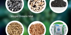 Paliwa stałe stosowane w kotłach CO to węgiel, drewno i jego rodzaje oraz zrębki pellety czy ekogroszek.